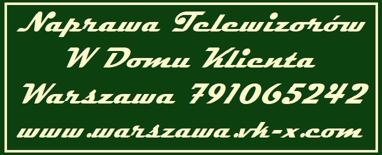 Naprawa Telewizorów Warszawa Śródmieście